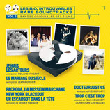 LES B.O. INTROUVABLES VOLUME 2 - MUSIQUE DE FILM (3 CD)