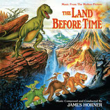 LE PETIT DINOSAURE (THE LAND BEFORE TIME) - JAMES HORNER (CD)