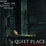 SANS UN BRUIT (A QUIET PLACE) MUSIQUE DE FILM - MARCO BELTRAMI (CD)
