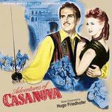 LE REGNE DE LA TERREUR (CASANOVA) MUSIQUE - HUGO FRIEDHOFER (CD)