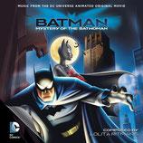 BATMAN : LA MYSTERIEUSE BATWOMAN (MUSIQUE) - LOLITA RITMANIS (CD)