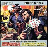 UN HOMME NOMME APOCALYPSE JOE (MUSIQUE) - BRUNO NICOLAI (CD)