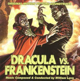 DRACULA CONTRE FRANKENSTEIN (MUSIQUE DE FILM) - WILLIAM LAVA (CD)