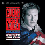 DANGER IMMEDIAT (CLEAR AND PRESENT DANGER) MUSIQUE - JAMES HORNER (2 CD)