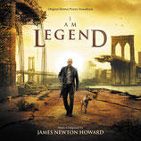 JE SUIS UNE LEGENDE (I AM LEGEND) - JAMES NEWTON HOWARD (CD)
