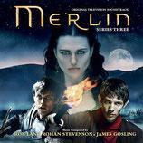 MERLIN SAISON 3 (MUSIQUE DE FILM) - ROB LANE - ROHAN STEVENSON (CD)