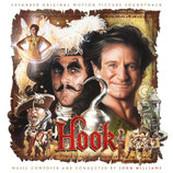 HOOK (MUSIQUE DE FILM) - JOHN WILLIAMS (2 CD)