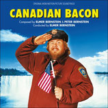 CANADIAN BACON (MUSIQUE DE FILM) - ELMER BERNSTEIN (CD)