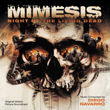 MIMESIS NIGHT OF THE LIVING DEAD (MUSIQUE) - DIEGO NAVARRO (CD)