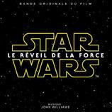 STAR WARS : EPISODE 7 - LE REVEIL DE LA FORCE - JOHN WILLIAMS (CD)
