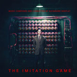 THE IMITATION GAME (MUSIQUE DE FILM) - ALEXANDRE DESPLAT (CD)