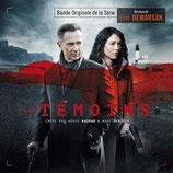 LES TEMOINS / LES OUBLIEES (MUSIQUE DE SERIE TV) - ERIC DEMARSAN (2 CD)