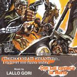 SARTANA LE REDOUTABLE (MUSIQUE DE FILM) - LALLO GORI (CD)
