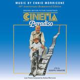 CINEMA PARADISO (EDITION 2018) MUSIQUE - ENNIO MORRICONE (CD)