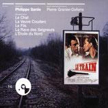 LE TRAIN / LE CHAT (MUSIQUE DE FILM) - PHILIPPE SARDE (CD)