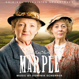 MISS MARPLE (MUSIQUE DE SERIE TV) - DOMINIK SCHERRER (CD)