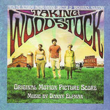 HOTEL WOODSTOCK (TAKING WOODSTOCK) MUSIQUE - DANNY ELFMAN (CD)