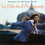LA FILLE DE D'ARTAGNAN (MUSIQUE DE FILM) - PHILIPPE SARDE (CD)