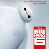 LES NOUVEAUX HEROS (BIG HERO 6) MUSIQUE - HENRY JACKMAN (CD)