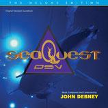 SEAQUEST POLICE DES MERS (MUSIQUE DE SERIE TV) - JOHN DEBNEY (2 CD)