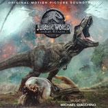 JURASSIC WORLD FALLEN KINGDOM (MUSIQUE) - MICHAEL GIACCHINO (CD)