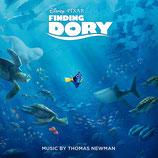 LE MONDE DE DORY (FINDING DORY) MUSIQUE - THOMAS NEWMAN (CD)