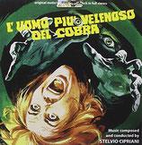 PLUS VENIMEUX QUE LE COBRA (MUSIQUE DE FILM) - STELVIO CIPRIANI (CD)