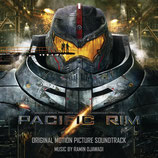 PACIFIC RIM (MUSIQUE DE FILM) - RAMIN DJAWADI (CD)