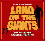 AU PAYS DES GEANTS (LAND OF THE GIANTS) - JOHN WILLIAMS (4 CD)