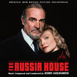 LA MAISON RUSSIE (THE RUSSIA HOUSE) MUSIQUE - JERRY GOLDSMITH (CD)