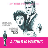 UN ENFANT ATTEND (A CHILD IS WAITING) MUSIQUE - ERNEST GOLD (CD)