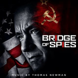 LE PONT DES ESPIONS (BRIDGE OF SPIES) MUSIQUE - THOMAS NEWMAN (CD)