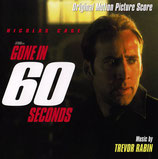 60 SECONDES CHRONO (GONE IN 60 SECONDS) - TREVOR RABIN (CD)