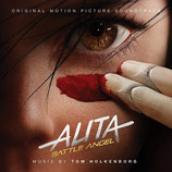 ALITA : BATTLE ANGEL (MUSIQUE DE FILM) - TOM HOLKENBORG (CD)