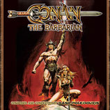 CONAN LE BARBARE (CONAN THE BARBARIAN) MUSIQUE - BASIL POLEDOURIS (3 CD)