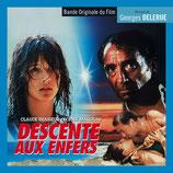 DESCENTE AUX ENFERS (MUSIQUE DE FILM) - GEORGES DELERUE (CD)