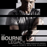 JASON BOURNE L'HERITAGE (THE BOURNE LEGACY) MUSIQUE - JAMES NEWTON HOWARD (CD)