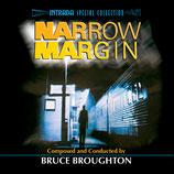 LE SEUL TEMOIN (NARROW MARGIN) MUSIQUE - BRUCE BROUGHTON (CD)