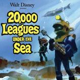 20000 LIEUES SOUS LES MERS (MUSIQUE DE FILM) - PAUL J. SMITH (CD)
