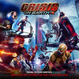 CRISIS ON EARTH X (MUSIQUE DE SERIE TV) - BLAKE NEELY (CD)