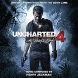 UNCHARTED 4 : A THIEF'S END (MUSIQUE) - HENRY JACKMAN (CD)
