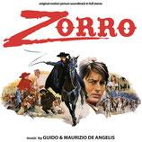 ZORRO (MUSIQUE DE FILM) - GUIDO & MAURIZIO DE ANGELIS (CD)