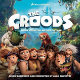LES CROODS (THE CROODS) MUSIQUE DE FILM - ALAN SILVESTRI (CD)