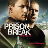 PRISON BREAK SAISON 3 & 4 (MUSIQUE SERIE TV) - RAMIN DJAWADI (CD)
