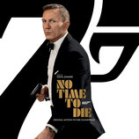 MOURIR PEUT ATTENDRE (NO TIME TO DIE) MUSIQUE - HANS ZIMMER (CD)