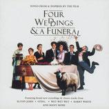 QUATRE MARIAGES ET UN ENTERREMENT - RICHARD RODNEY BENNETT (CD)