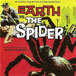 L'ARAIGNEE VAMPIRE (EARTH VS THE SPIDER) - ALBERT GLASSER (CD)
