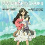 LES ENFANTS LOUPS AME & YUKI (MUSIQUE) - TAKAGI MASAKATSU (CD)