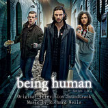 BEING HUMAN (MUSIQUE DE SERIE TV) - RICHARD WELLS (CD)