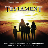 LE DERNIER TESTAMENT (MUSIQUE DE FILM) - JAMES HORNER (CD)